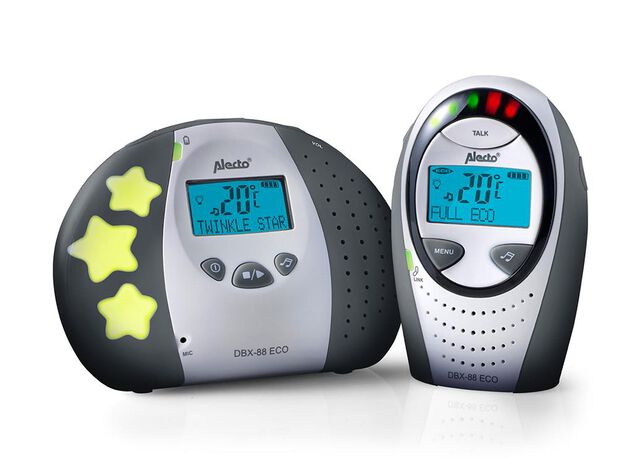 Alecto Babyfoon DBX-88 Limited Eco DECT