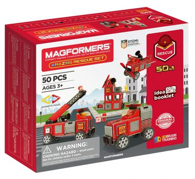 Magformers Amazing Rescue set 50-delig
