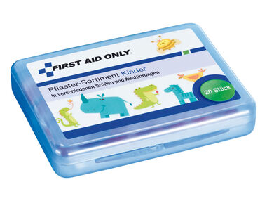 Pleisters First Aid Only kind assortiment