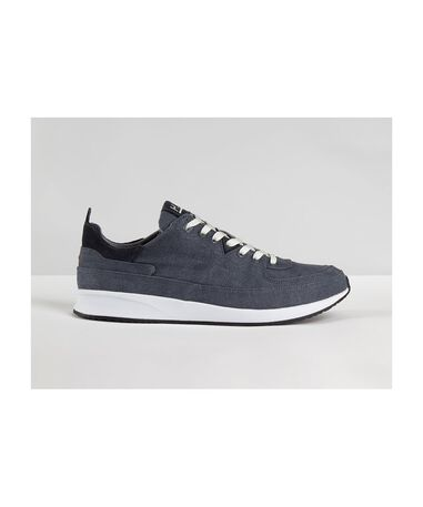 Hub  Footwear zone-m canvas m3505c34-c01-7 blauw