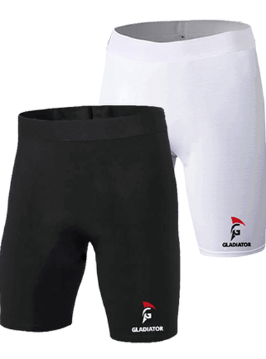 Gladiator Sports Compressie broek / liesbroek - Heren (In Zwart en Wit)