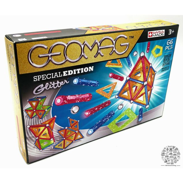 Geomag Glitter Special Edition