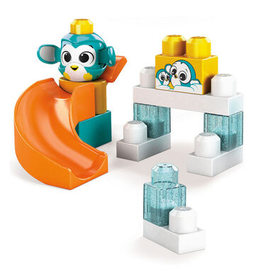 Fisher Price Mega Bloks Pinguin