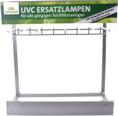 display UV-lampen