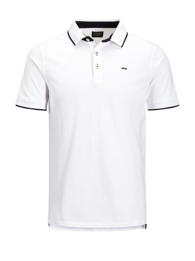 Jack & Jones Plus size polo Klassiek