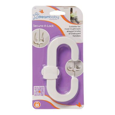 Dreambaby Secure-A-Lock wit