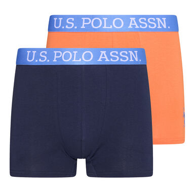 2-Pack Basic Boxers Heren Multi