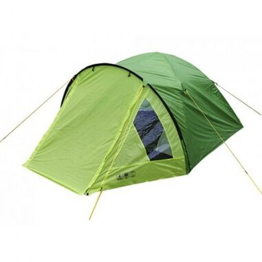 Hydra Dome 3 persoons tent 220 x 310 x 130 cm groen