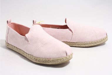 TOMS 10011726 instappers roze