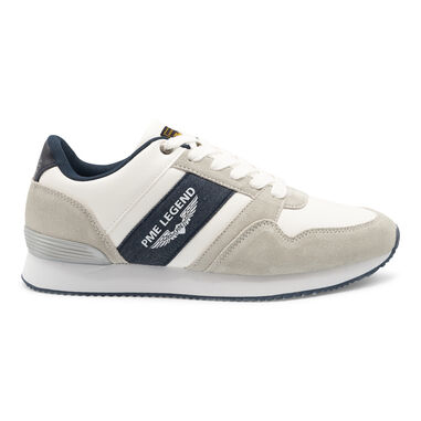 PME Legend Heren Sneakers Mach20 White Wit