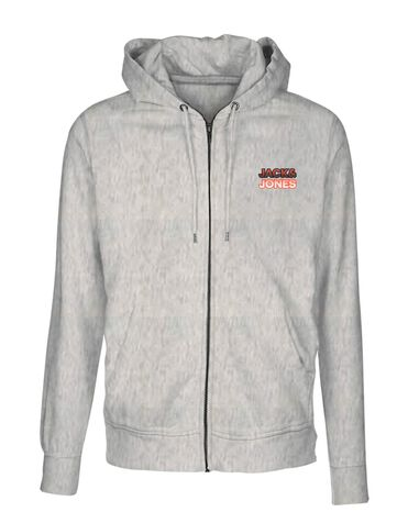 JCOSPORT SWEAT ZIP HOOD KA