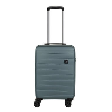 Travelbags Stockholm 4 Wheel Trolley 55 green