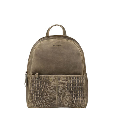 Burkely About Ally Backpack swamp green