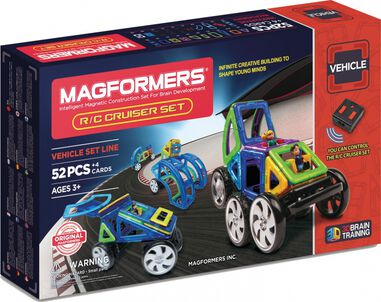 Magformers RC Cruiser set 52-delig