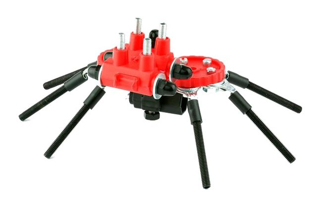 The Offbits bouwpakket Animal Kit Spiderbit