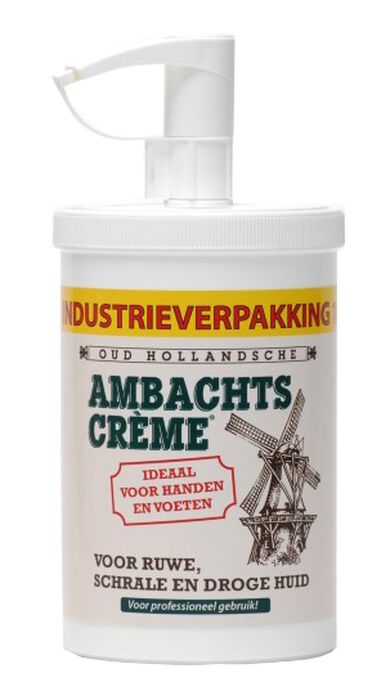 Ambachtscrème 1000ml met dispenser
