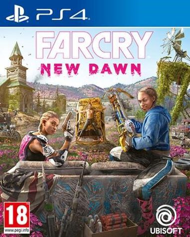 Far Cry - New dawn