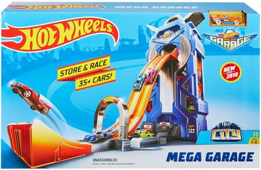 Garage Hotwheels