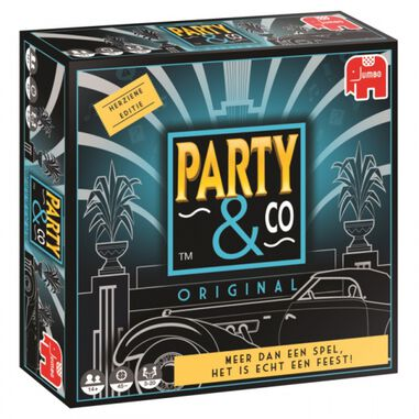 Party & Co Original gezelschapsspel