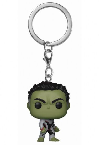 Funko Pocket Pop! sleutelhanger Marvel :The Hulk 4cm