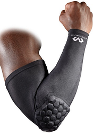McDavid 6500 HexPad Power Shooter Arm Sleeve - Elleboogbeschermer