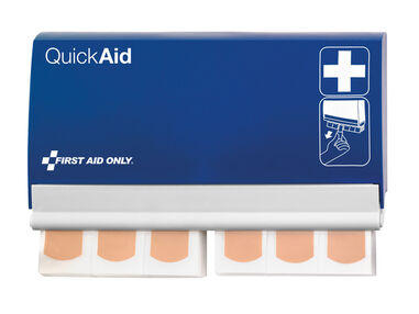 pleister dispenser First Aid Only 90 stuks elastisch