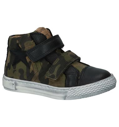 Camouflage Boots Lunella