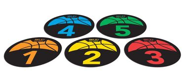 SKLZ Basketbal Shot Spotz