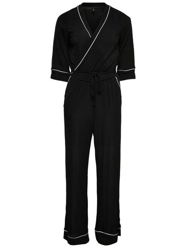 Only Jumpsuit 3/4-mouw