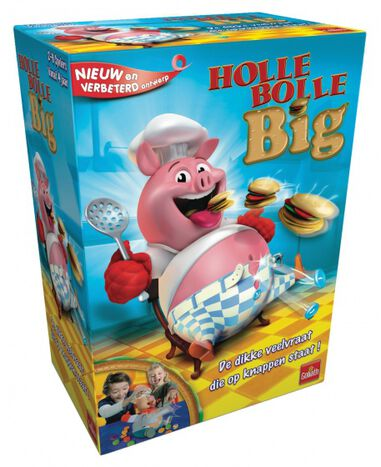 Goliath Holle Bolle Big kinderspel