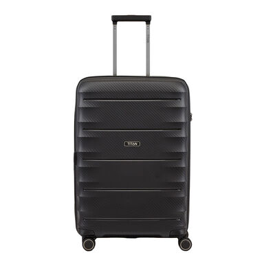 Titan Highlight 4 Wiel Trolley M Expandable black