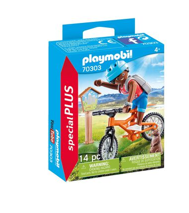 Playmobil 70303 Mountainbiker