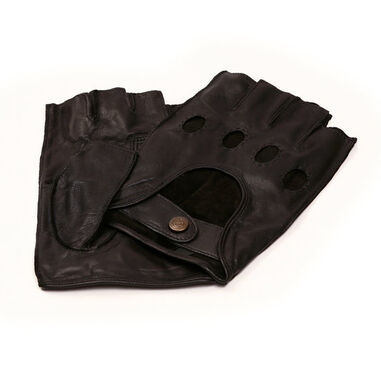 Sydney men's leather driving gloves
