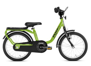 Kinderfiets Puky urban green 16 inch