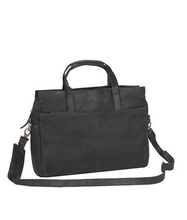 Chesterfield George Casual Businessbag Black 16 inch