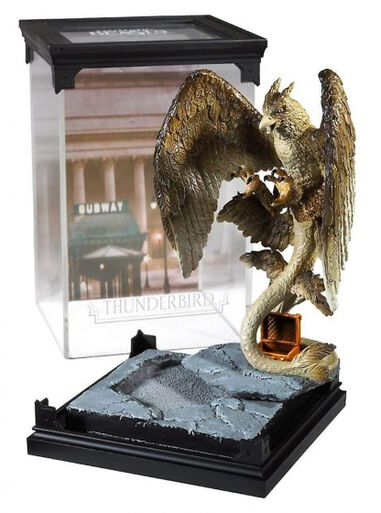 Noble Collection Harry Potter: Fantastic Beasts - Magical Creatures Thunderbird