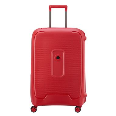 Delsey Moncey 4 Wheel Trolley 69 Star Red