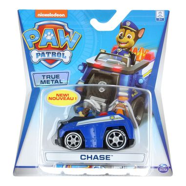 Paw Patrol Die Cast Vehicle Chase Politieauto