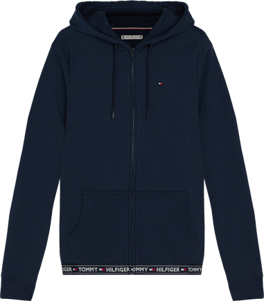 Tommy Hilfiger - Dames - Authentic - Zipper Hoody