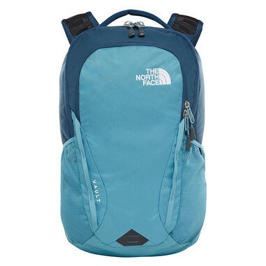 The North Face Vault Womens Backpack Storm Blue/ Blue Wing Teal