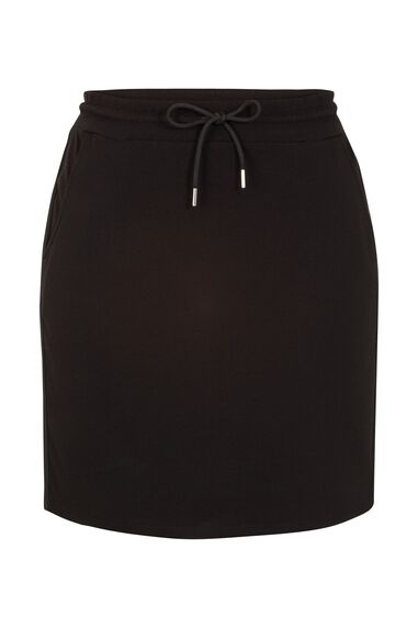 Miss Etam Dames Etam Plus - Rok uni JOGGER SKIRT TAPE