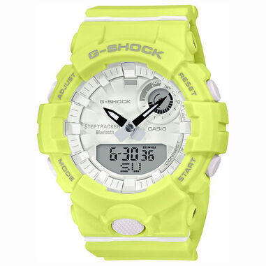Casio G-Shock GMA-B800-9AER Bluetooth Steptracker 45 mm