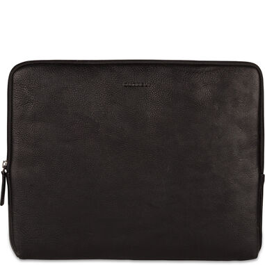 Burkely Antique Avery Laptop Sleeve Zwart 13.3 inch