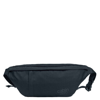 CabinZero Classic 2L Hip Bag Absolute Black