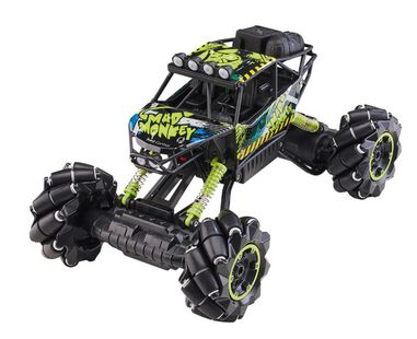 Revell RC Freestyle Crawler Mad Monkey jongens 2,4 GHz zwart