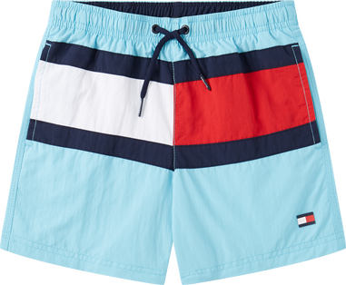 Tommy Hilfiger zwembroek boys medium - silk blue