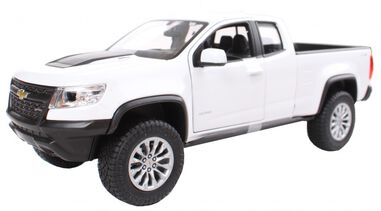 Maisto Truck Chevrolet Colorade ZR2 1:27 wit