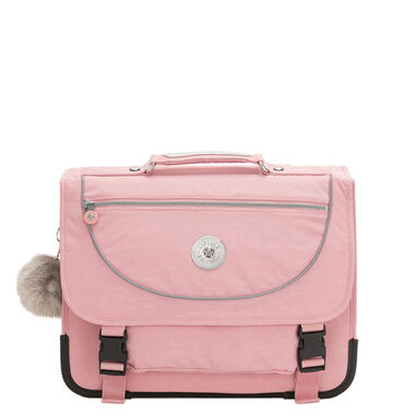 Kipling Preppy Schooltas Medium bridal rose