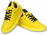Cash Money Schoenen sneaker low beehive yellow