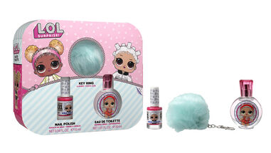 LOL Set EDT 30 ml + Pompom Keyring + Nail Polish